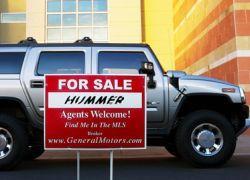Китайцы открещиваются от покупки Hummer у GM