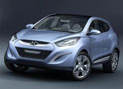 Новый Hyundai Tucson оказался похожим на Ford Kuga
