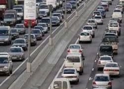Каждый пятый автомобиль исчез с московских дорог из-за кризиса