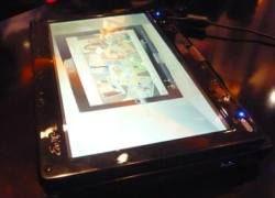 Asus показала первые нетбуки Eee на Windows 7