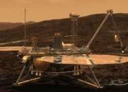 На Марсе впервые обнаружена вода в жидком виде