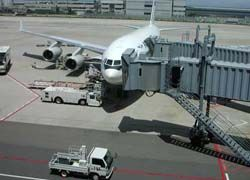 В Лондоне арестован самолет с 5 кг кокаина на борту