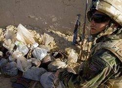 В Афганистане конфискованы наркотики на $71 миллион