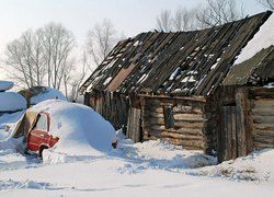 Разрушение деревни - важнейшее явление современной России