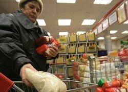 Три четверти доходов россиян уходят на еду