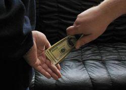 За взятки на Украине будут давать пожизненное заключение
