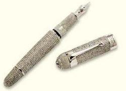 Самая дорогая ручка в мире стоит $1,3 млн