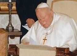 Бывшая узница концлагеря опубликовала письма Иоанна Павла II