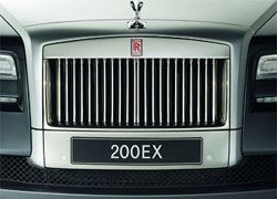 Прототип самого маленького Rolls-Royce покажут в Женеве