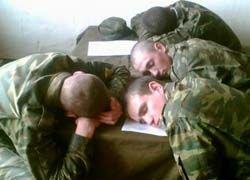 Армия Украины на грани развала?