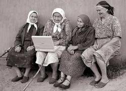Только в Интернете можно узнать, чем реально живет Россия сегодня?