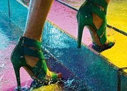 Женщины 50 лет своей жизни проводят на каблуках