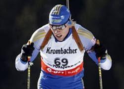 Шведский биатлонист получил SMS от Дмитрия Медведева