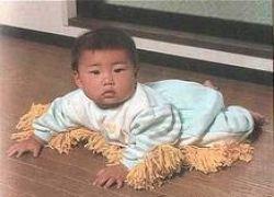 Baby Mop - очень полезное приобретение для дома