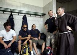 В Ватикане стартовал чемпионат мира по футболу среди священников