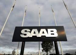 SAAB уехал от General Motors