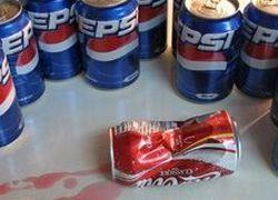 Pepsi может одержать победу над Coca-Cola благодаря кризису