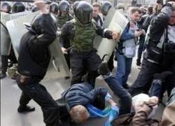 Нижегородскую милицию научили разгонять митинги и спасать чиновников
