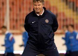 Хиддинк вернется в Россию после завершения чемпионата Англии
