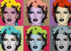 Шесть портретов Кейт Мосс продадут на аукционе