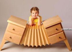 Оригинальная детская мебель