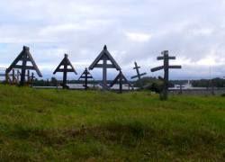 Российские чиновники выселяют покойников с кладбищ