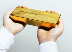 Цена на золото взяла рубеж в тысячу долларов
