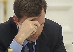 Медведев режил поддержать Дерипаску, но только морально