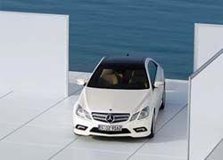 Компания  Mercedes-Benz представила новое купе