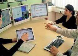 Работа с несколькими мониторами интенсифицирует труд