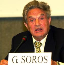 Сорос сравнил финансовый кризис с распадом СССР