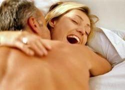 Секс  может продлить  жизнь мужчины до 80 лет