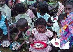 Через 40 лет возможен массовый голод