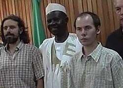 Россияне сбежали из плена нигерийских боевиков