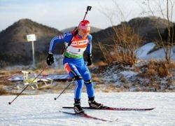 Сборная России по биатлону завоевала первое золото на чемпионате мира