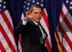 Рейтинг Обамы стремительно падает