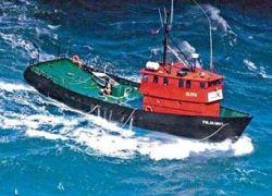 В Атлантике затонуло судно с золотом и серебром
