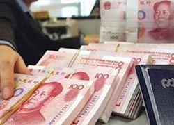 В Китае растет дефицит бюджета