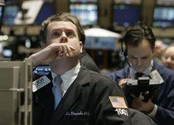 Фондовый рынок США чудом избежал провала