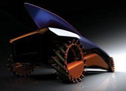 Представлен концепткар Phoenix - машина для современных американцев