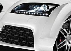 В Интернет просочились фотографии Audi TT RS