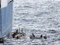 Греческое судно захвачено пиратами