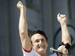 """Оскар 2009: Шон Пенн за роль в картине \""""Харви Милк\"""""""