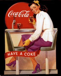 Из-за кризиса российская Кока-кола снова моет бутылки