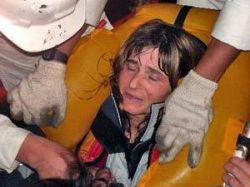 Британскую семейную пару спасли после 40-дневного плавания в Атлантике