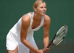 Мария Шарапова опустилась на семь позиций в теннисном рейтинге