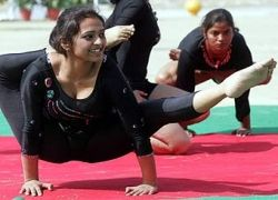 Индия решила запатентовать йогу