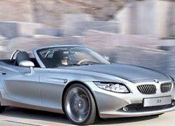 BMW раскрыла подробности модели Z2