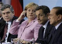 Лидеры ЕС выступили за контроль над финансовыми рынками
