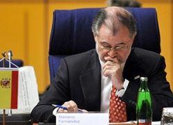 Испанский министр ушел в отставку после охоты с Бальтасаром Гарсоном